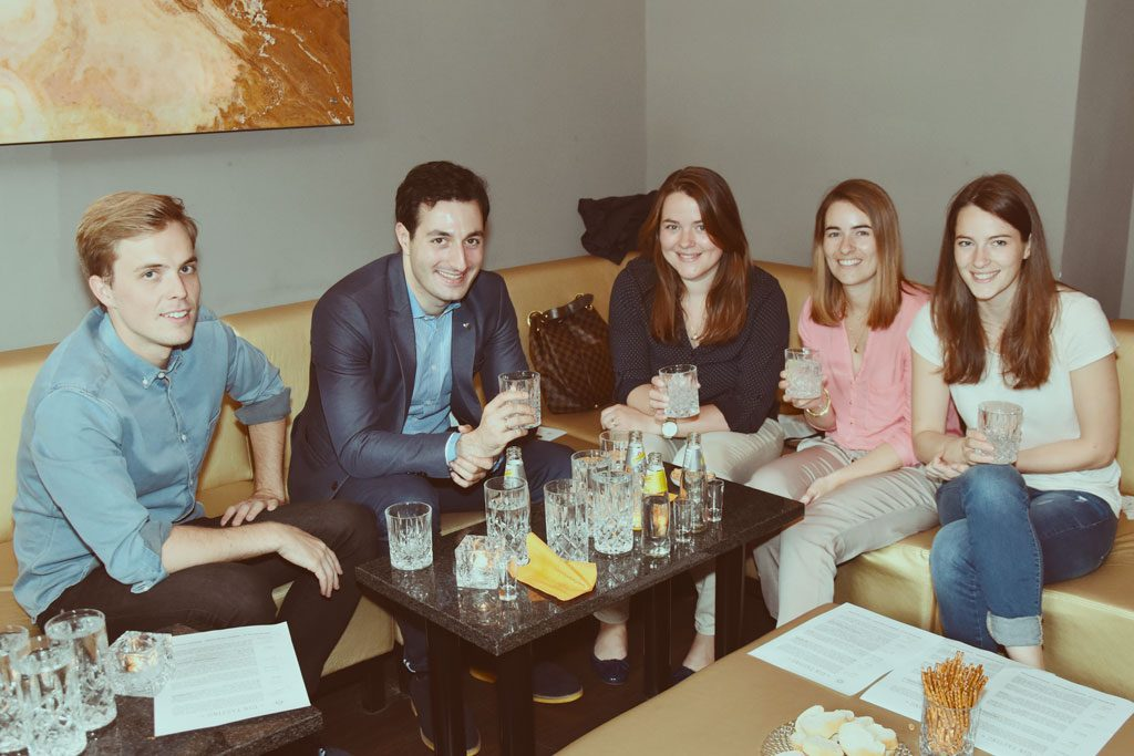 Gin Tasting Kiel Moralist