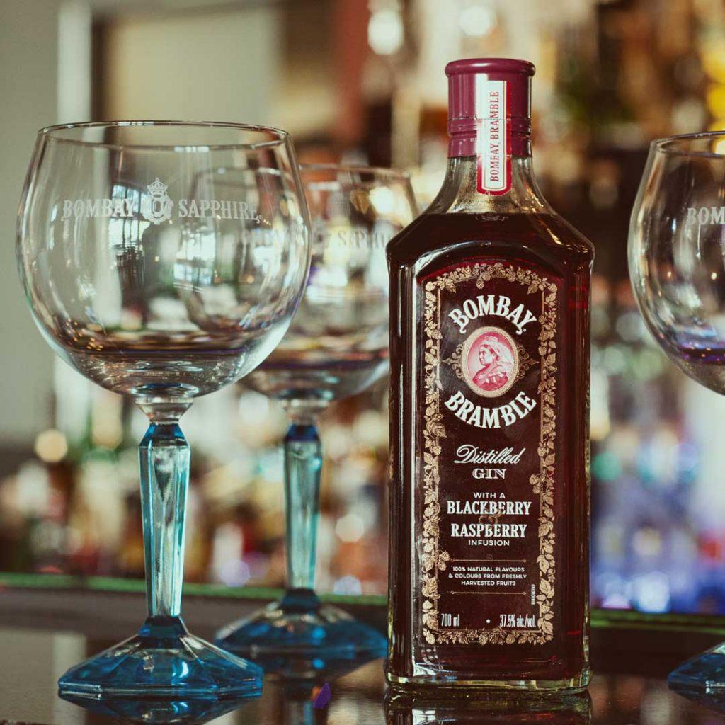 Bombay Bramble Gin Paket